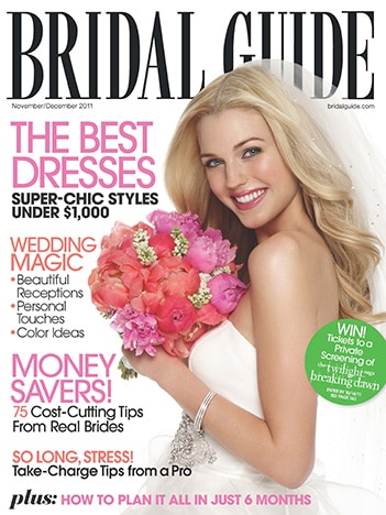 Choco Studio Featured in Bridal Guide